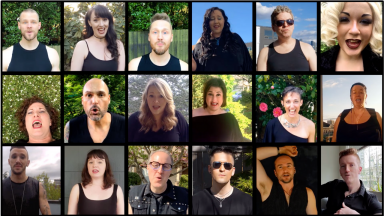 The Supertonics #VirtualChoir