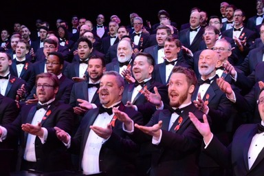 Auditions for Seattle Men's Chorus