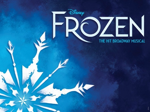 Priority access for FROZEN the musical at the Paramount Theatre