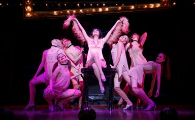 Cabaret at The Paramount, June 14th