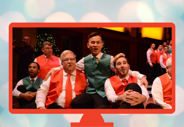 The Holiday with Seattle Men's Chorus is Coming to a Screen Near You
