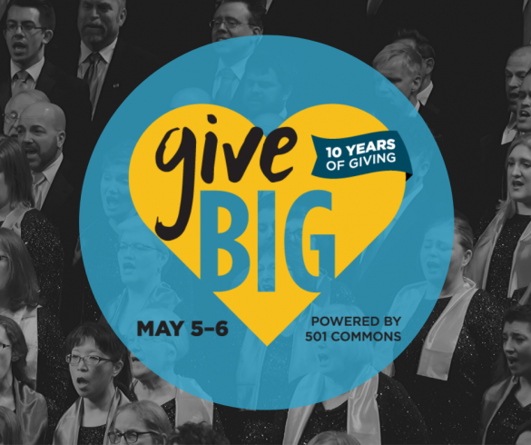 GiveBIG: It's About Community